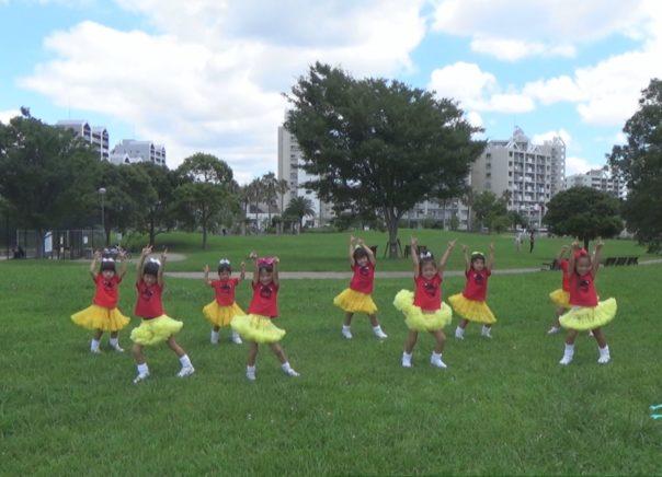 スターキッズ ~ゆめみるチーバくんを楽しく踊ってみました!~